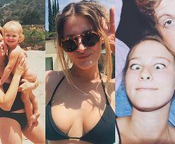 21-letnia córka Stevena Spielberga chwali się ciałem na Instagramie. Seksowna? (ZDJĘCIA)