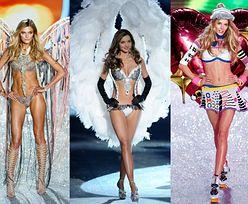 Najlepsze stroje z pokazów Victoria's Secret! (DUŻO ZDJĘĆ)