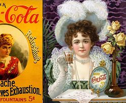 Coca-cola ma już... 130 lat! (ZDJĘCIA)