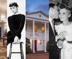 Dom, w którym mieszkali Frank Sinatra i Audrey Hepburn wystawiono na sprzedaż! (ZDJĘCIA)