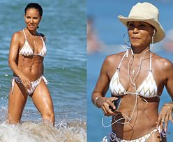 45-letnia Jada Pinkett Smith i 16-letnia Willow w bikini (ZDJĘCIA)