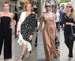 Najciekawsze uliczne stylizacje tygodnia: Rozenek, Warnke, Minogue... (ZDJĘCIA)