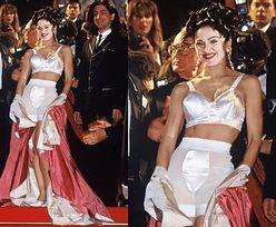 Cannes 2017: Sutki, majtki i pośladki, czyli najodważniejsze stylizacje minionych lat (ZDJĘCIA)