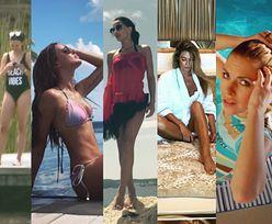 Tak wyglądały wakacje celebrytów: Lewandowscy na Warmii, Marina na Hawajach, Steczkowska w Chorwacji i Rozenek w Dubaju (DUŻO ZDJĘĆ)
