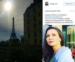 """Celebryci i dziennikarze komentują zamach w Paryżu: """"Żyjemy w tak okropnym świecie!"""""""