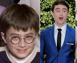 """Tak zmieniły się gwiazdy """"Harry'ego Pottera""""! (ZDJĘCIA)"""