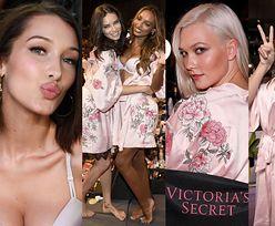 Modelki Victoria's Secret szykują się do pokazu w Szanghaju