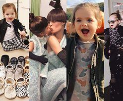 Dwuletnia córka znanej modelki została gwiazdą tygodnia mody! To początek wielkiej kariery? (ZDJĘCIA)