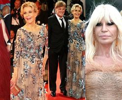 79-letnia Jane Fonda, Donatella Versace i Julianne Moore w Wenecji (ZDJĘCIA)