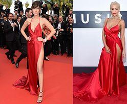 Półnagie celebrytki na czerwonym dywanie: Bella Hadid vs Rita Ora (ZDJĘCIA)