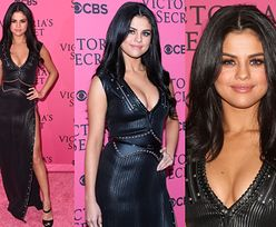 Gwiazdy i modelki na różowym dywanie Victoria's Secret (ZDJĘCIA)