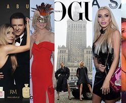 ZDJĘCIA TYGODNIA: Anja Rubik na tle smogu, usta Anelli na ściance i Majdany... prawie jak Beckhamy (ZDJĘCIA)