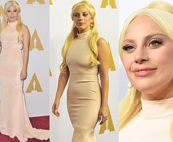 Lawrence, Gaga i DiCaprio na imprezie przed Oskarami! (ZDJĘCIA)