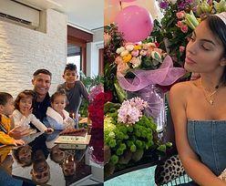 """Ukochana Cristiano Ronaldo świętuje 26. urodziny z rodziną: """"Dziękuje mojemu mężowi za to, że dał mi to, co najważniejsze w życiu, nasze dzieci"""" (FOTO)"""