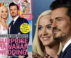 """Katy Perry i Orlando Bloom WZIĘLI ŚLUB na Hawajach? """"Chcieli uniknąć niepotrzebnego rozgłosu"""""""