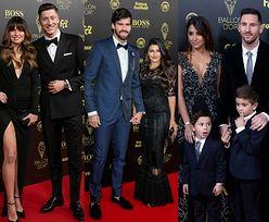 Złota Piłka 2019: Robert i Anna Lewandowscy, Leo Messi z rodziną