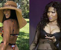 """Fani oburzeni figurą woskową Nicki Minaj: """"Myślałem, że to Kourtney Kardashian!"""" (FOTO)"""