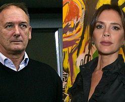 """Victoria Beckham pokłóciła się z ojcem Davida! """"Prosił syna, by nakłonił żonę do zmiany decyzji"""""""