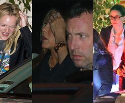 Gwiazdy potajemnie zmierzają do hotelu w Los Angeles, by świętować 51. urodziny Jennifer Aniston (ZDJĘCIA)