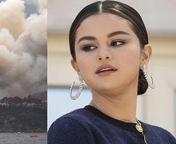 Selena Gomez przekazała na walkę z pożarami w Australii PIĘĆ MILIONÓW DOLARÓW!