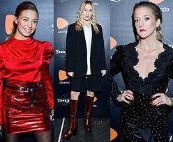 Celebryci na świątecznym dancingu z Beatą Kozidrak: nagie kolana Jessiki Mercedes, ulizana Lara Gessler, Julia Wieniawa w czerwieni... (ZDJĘCIA)