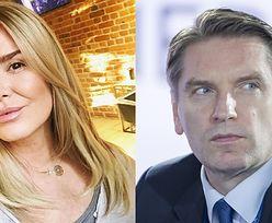 """Hanna Lis uspokaja na Twitterze: """"Tomek MA SIĘ DOBRZE"""""""