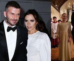 Victoria i David Beckhamowie OCHRZCILI DZIECI. Wśród rodziców chrzestnych Eva Longoria