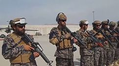 Talibowie wkroczyli do amerykańskiego hangaru. Oto co tam znaleźli