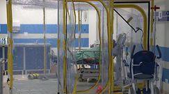"""Trudna sytuacja w szpitalu w Bochni. """"Ludzie muszą umierać"""""""