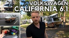 Volkswagen California 6.1 - konkurent od Forda sporo namieszał