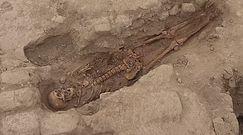 Szczątki 29 ludzi złożonych w ofierze sprzed 1000 lat. Przełomowe odkrycie w górach Peru