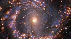 """""""Kosmiczne fajerwerki"""". Zaskakujące zdjęcia galaktyk nieopodal Drogi Mlecznej"""