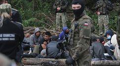 Zwłoki imigrantów znalezione przy granicy. Straż Graniczna: Mamy pewne podejrzenia