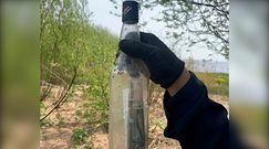 List w butelce po latach odnaleziony przez ekologa. Polskie studentki napisały go 10 lat temu