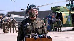 Wielkie ćwiczenia wojskowe. Pokaz sił NATO z polskimi i amerykańskimi żołnierzami