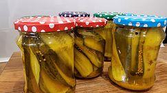 Najlepszy przepis na kanapkowe ogórki z kurkumą do słoików