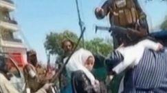 Dramat kobiet w Afganistanie. Talibowie je biją i poniżają na ulicy