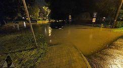 Potopienia na południu Polski. IMGW ostrzega przed ulewami