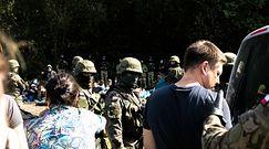Zamieszanie na polsko-białoruskiej granicy