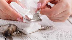 Domowe sposoby na czyszczenie sztućców