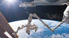 Zderzenie z Międzynarodową Stacją Kosmiczną. Pokazali zdjęcie