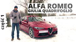 Alfa Romeo Giulia Quadrifoglio 2.9 V6 510 KM, 2017 - test AutoCentrum.pl #312