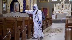Skutki pandemii w kościele. Ta parafia wciąż dochodzi do siebie po spustoszeniu