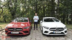 Test: Mercedes CLA i Klasy A Limuzyna: takie same czy jednak inne?