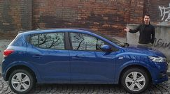 Dacia Sandero - Stworzona pod LPG