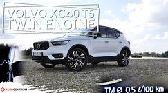 Volvo XC40 T5 Twin Engine - opcja dla niezdecydowanych