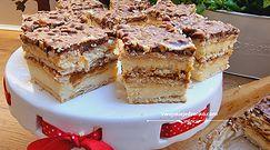 Ciasto maxi king bez pieczenia. Idealne do kawy