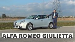 Alfa Romeo Giulietta 1.4 TB 170 KM, 2014 - test AutoCentrum.pl #067