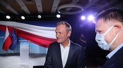 Obejrzał materiały TVP o Tusku. Jarosław Gowin komentuje wprost