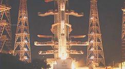Nieudana misja satelity w Indiach. Przyczyną anomalia techniczna